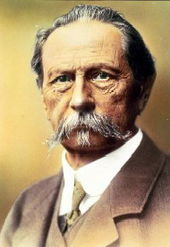 Picture of Carl Benz, inventory of the gasoline engine