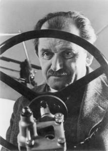 Photo of Dr. Ferdinand Porsche