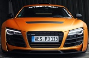 image of audi r8 to illustrate our audi service